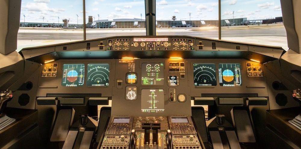 Airbus 320 2