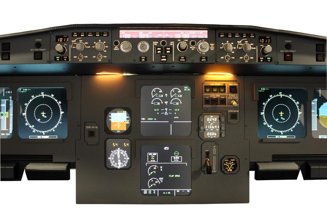 Airbus 320 8