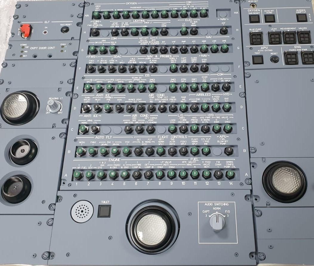 Airbus 320 22